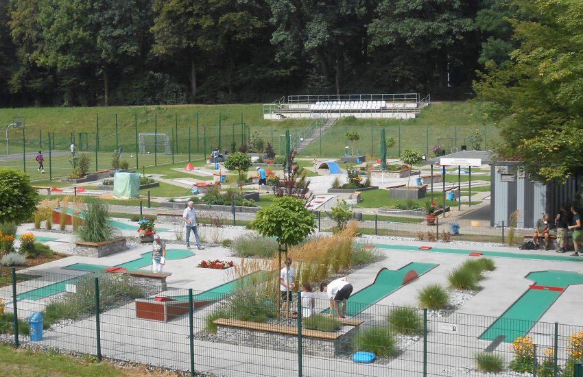 Sport im Park mit dem Stadtsportbund (SSB).
