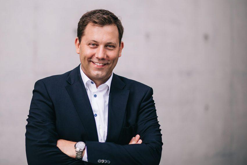 SPD Generalsekretär - Lars Klingbeil.