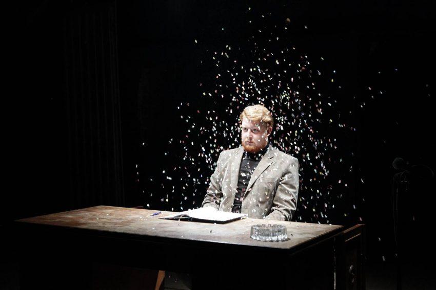 """Lukas Vogelsang begeistert in """"Das Tagebuch von Edward dem Hamster""""."""