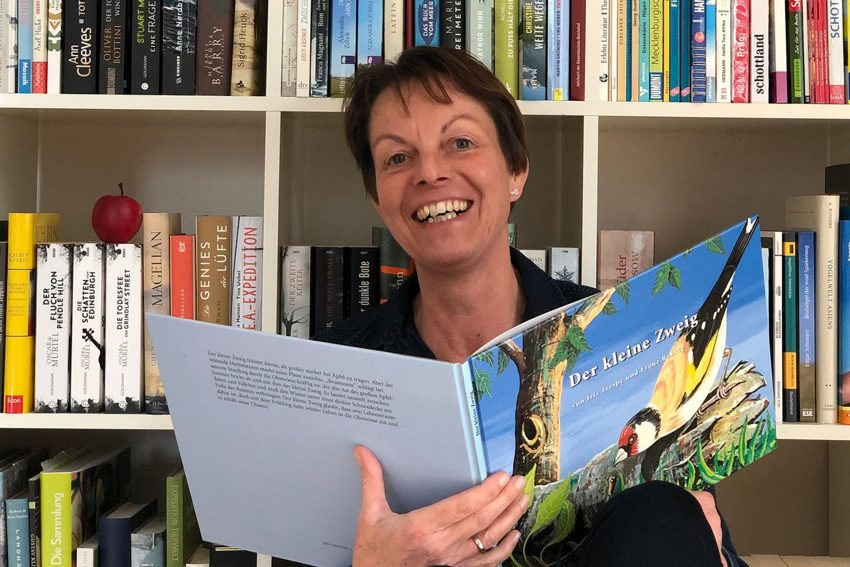 Iris Trespe, Bilderbuch-Autorin.