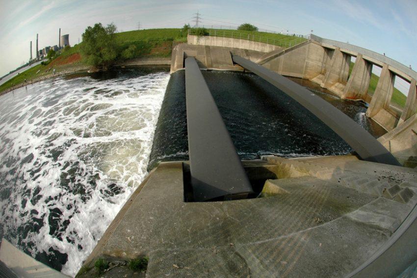 Emscher - von der Quelle bis zur Mündung.