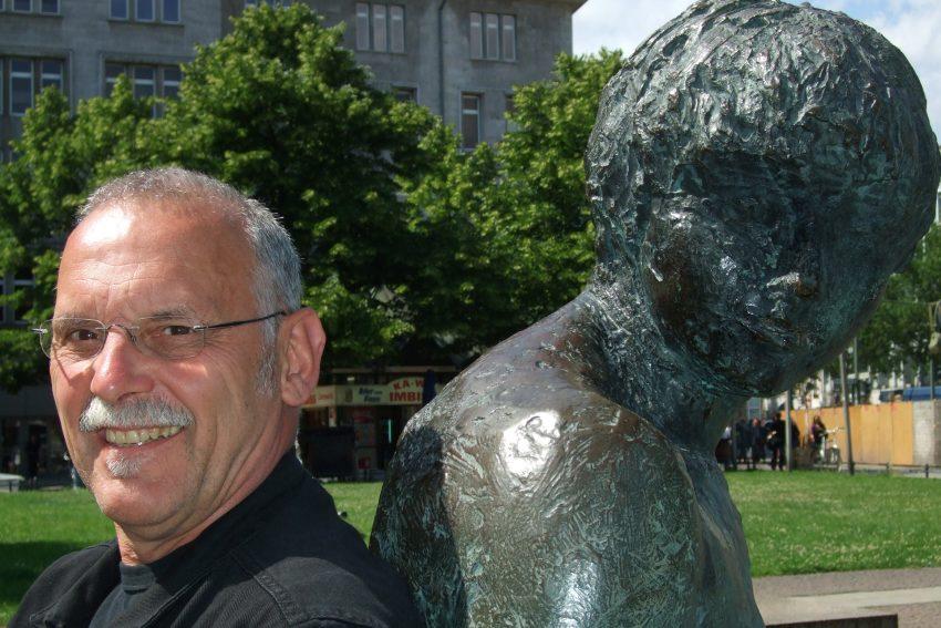 Wolfgang Quickels: Berlin Juni 2009.