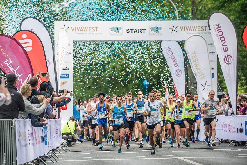 Der VIVAWEST-Marathon geht neue Wege und wird ab dem Jahr 2020 kompakter.