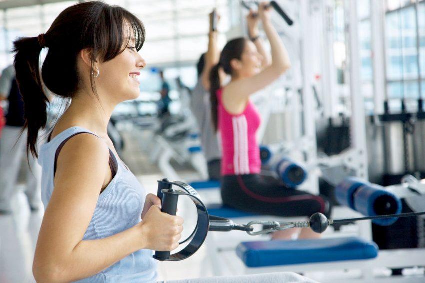 AOK!!!Rückentraining stärkt die Muskulatur.