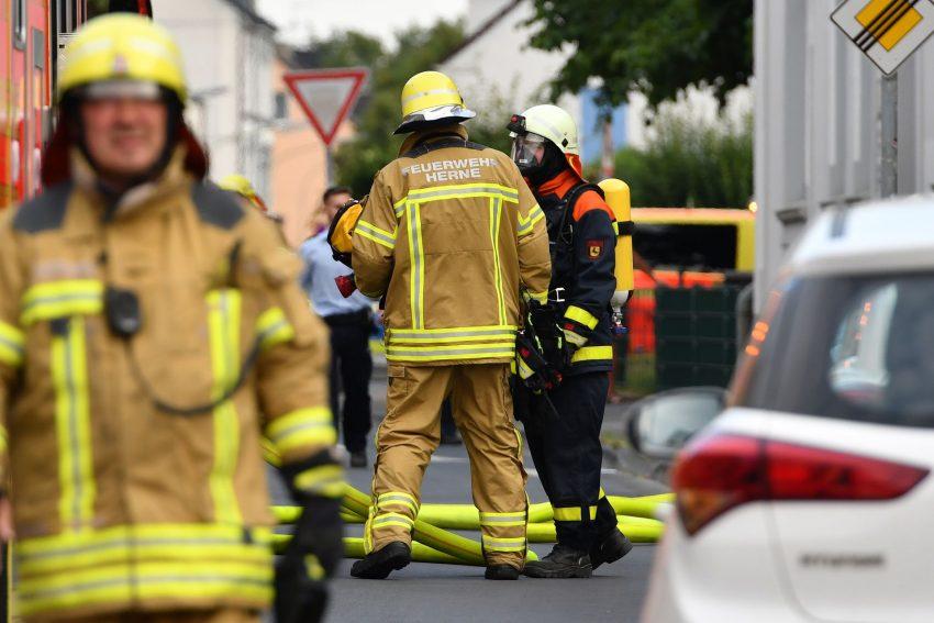 Wohnungsbrand Eickeler Bruch