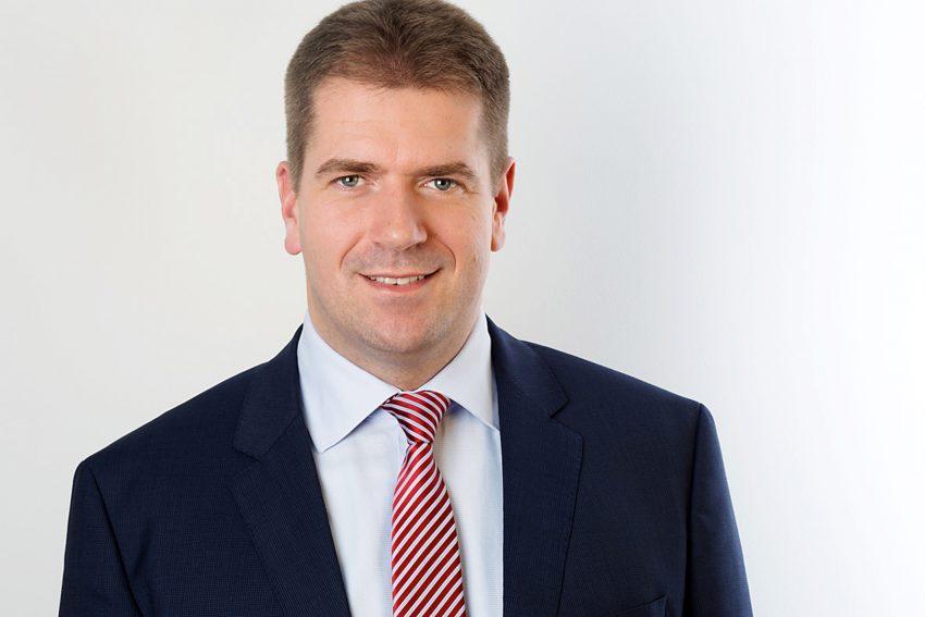 Rik Steinheuer, Vorsitzender Bund der Steuerzahler NRW.