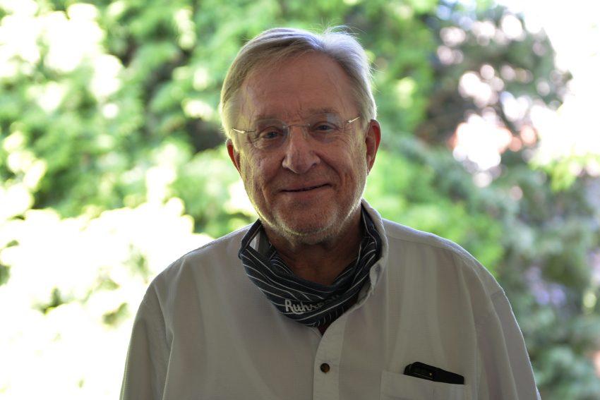 Detlef Brune - Geschäftsführer des Vereins Sport mit Senioren (SmS). Burkhard
