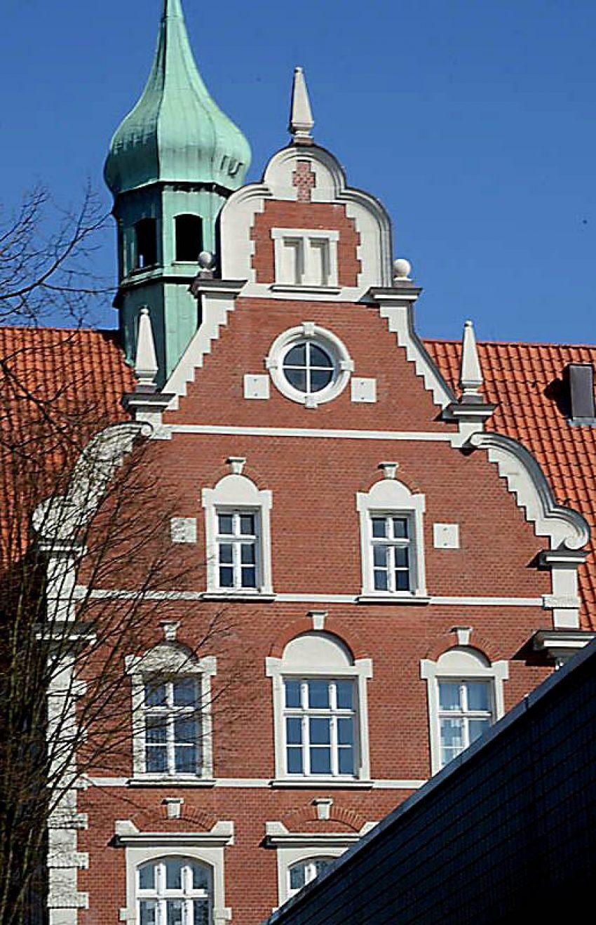 Rathaus Wanne.