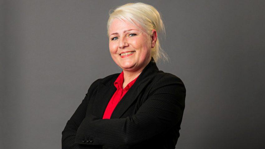 Nadine Stöckmann, Direktorin des GOP Varieté in Essen.