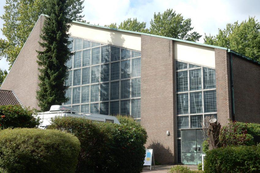 Evangelische Dreifaltigkeitskirche.