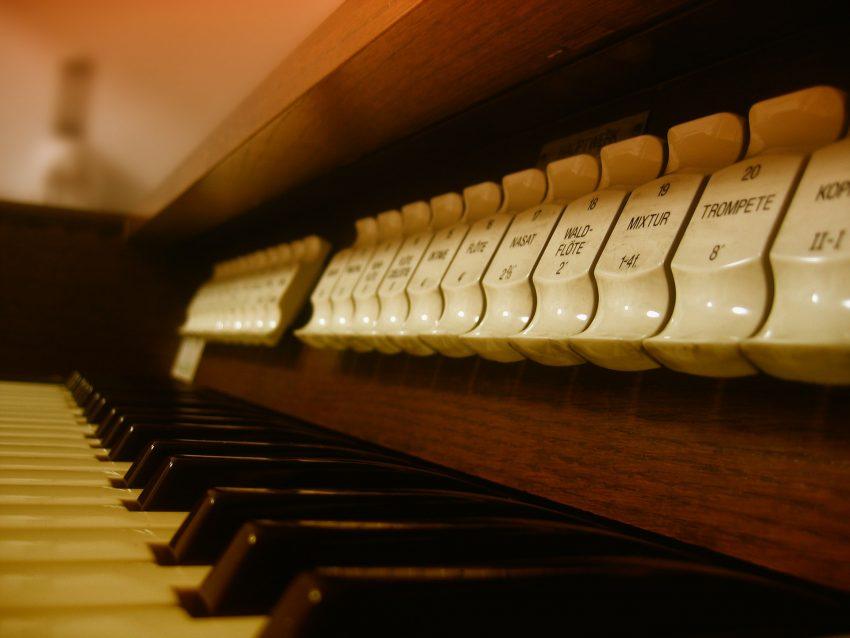 Symbolbild orgel