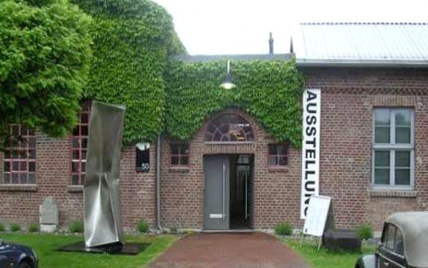 Ausstellung in der Künstlerzeche Unser Fritz.