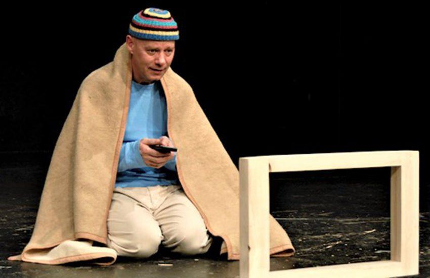 Thomas Ahrens in der Titelrolle des Billy Bergmann.