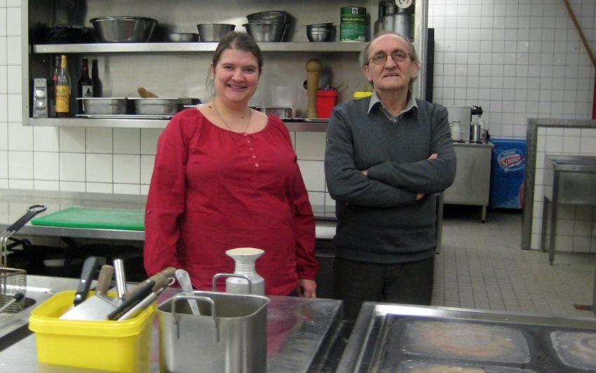 Nathalie Kerkmann-Gerdes, Karl-Heinz Gerdes.