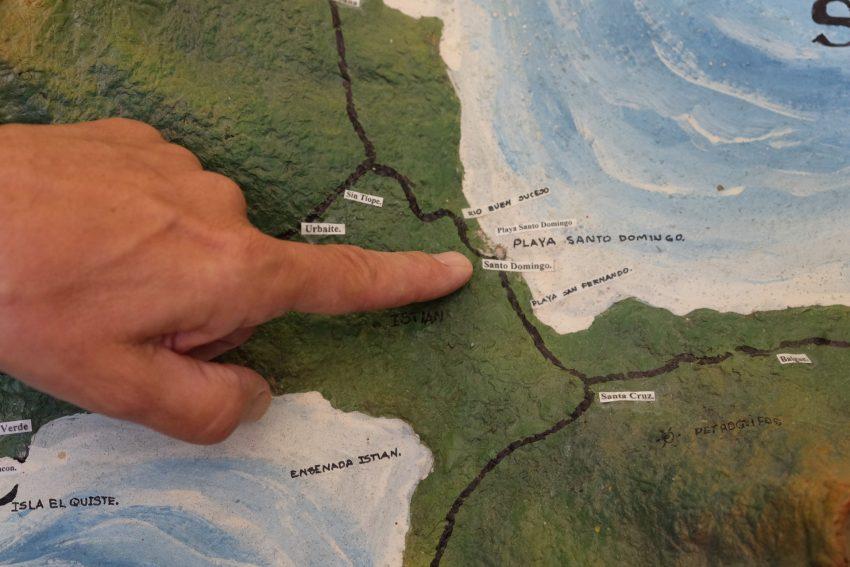Die Insel Ometepe.