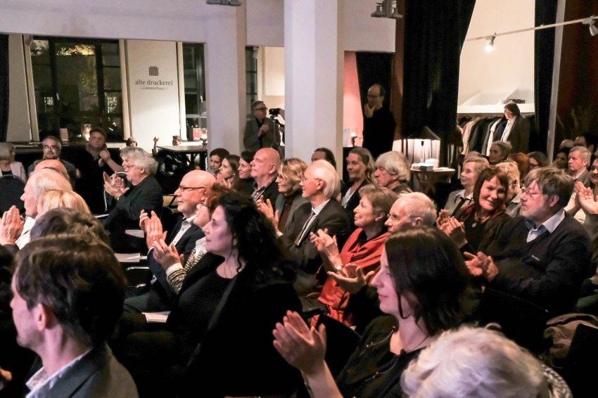 32. Preisverleihung des Literaturpreises Ruhr - Alte Druckerei.