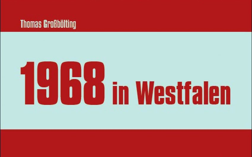 Das Cover 1968 in Westfalen