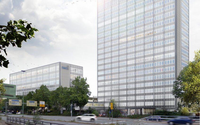 Der Fakt Tower wird zum Ruhr-Tower.