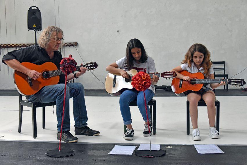 Jugendkunstschultag 2018.