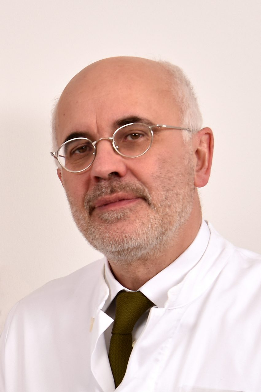 Prof. Dr. Santiago Ewig.