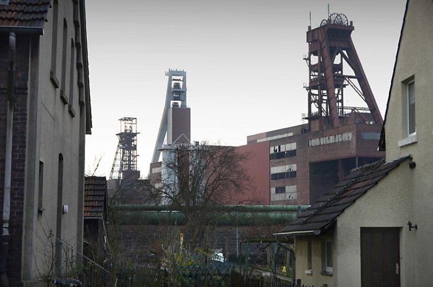 Zeche Schlägel und Eisen, 2012.