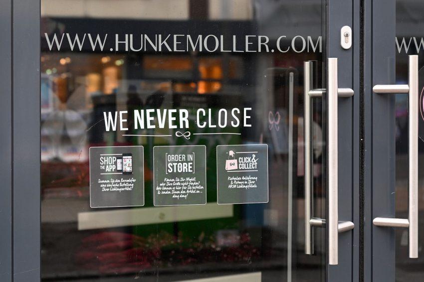 Der Herner Einzelhandel während des zweiten Lockdowns