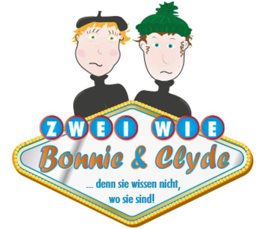 Zwei wie Bonnie und Clyde im Kleinen Theater Herne
