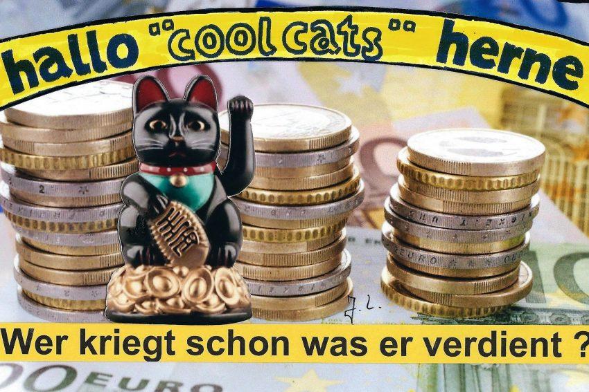 coolcats: Alles für lau.