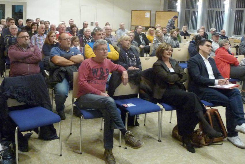 BI 'Uns stinkts': Info-Veranstaltung am Montag (4.11.2019) im Gemeindehaus der Ev. Kirchengemeinde Crange-Wanne