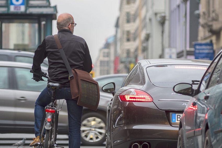 Sind Radfahrer nur todesmutig?