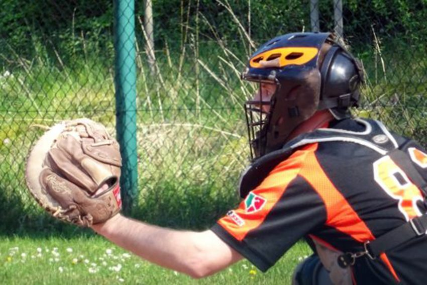 Christian Paul, Catcher der Herne Lizards.