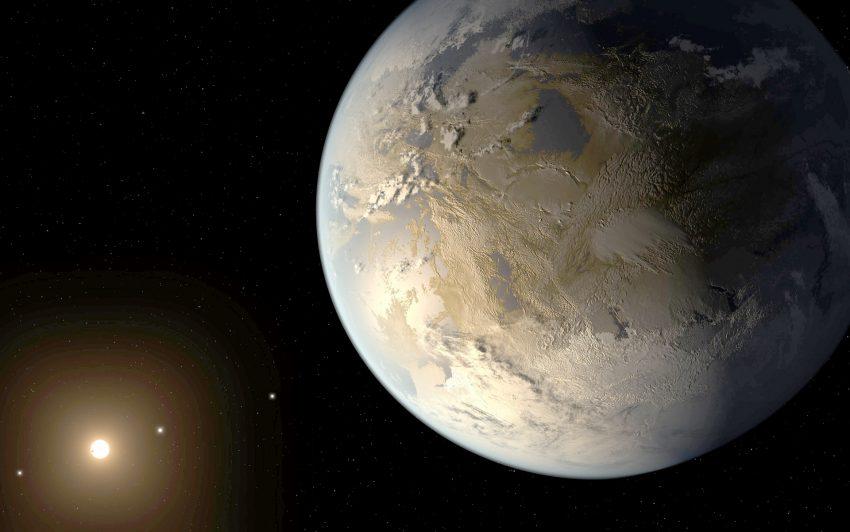 Kepler 186f: Könnte dieser Planet Leben tragen?