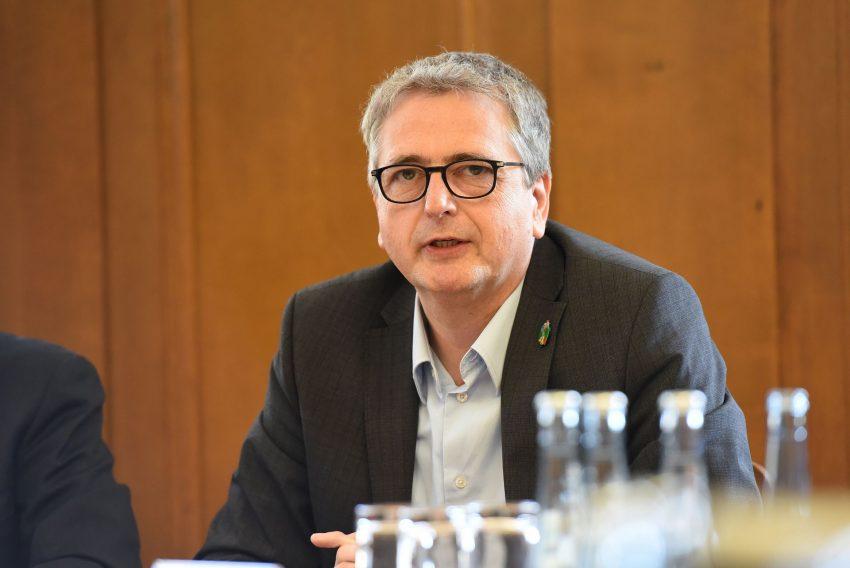 Werner Friedhoff, Fachbereichsleiter Öffentliche Ordnung und Sport