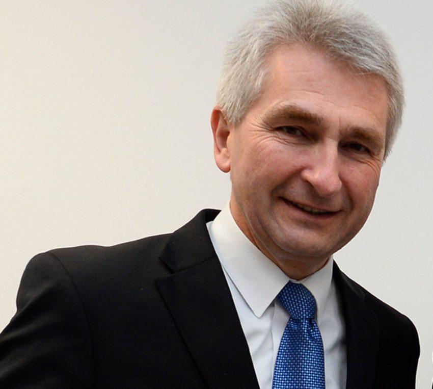 Professor Doktor Andreas Pinkwart.