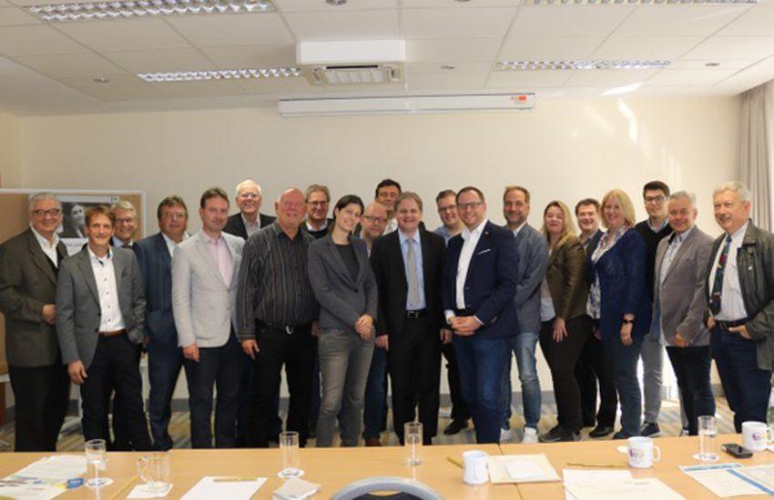 FDP Mandatsträgerkonferenz.