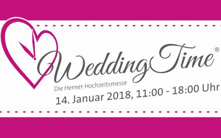 Am 14. Januar 2018 kommt die Hochzeitsbranche aus NRW nach Herne.