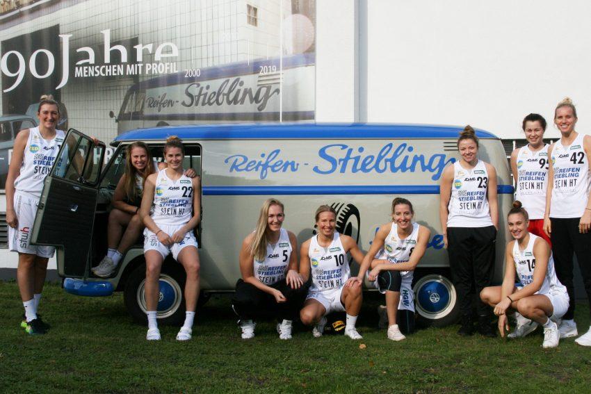Die Basketball-Damen des Herner TC sind Deutscher Meister, Pokalsieger und spielen im Europacup.