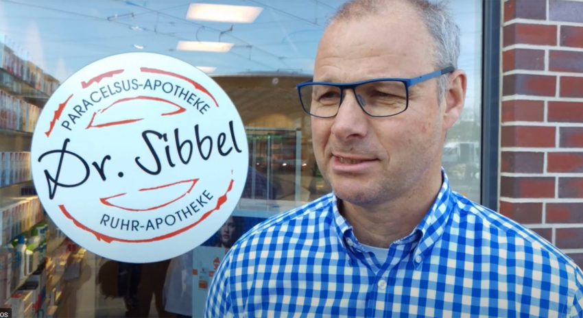 Apotheken-Sprecher Robert Sibbel bestätigt Impfstoffknappheit.