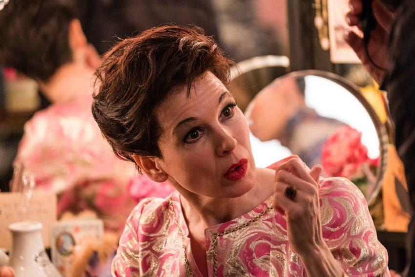 Renée Zellweger als Judy Garland in dem Film: Judy.