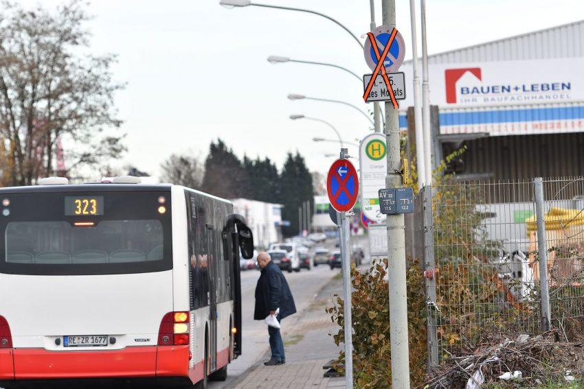 Cranger Firmen und Anwohner reagieren auf die Verkehrsbelastungen durch den Cranger Weihnachtszauber.