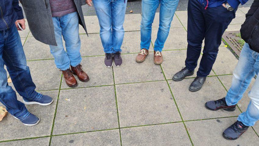 Nur noch sechs Personen dürfen sich zusammen im öffentlichen Raum in Herne aufhalten.
