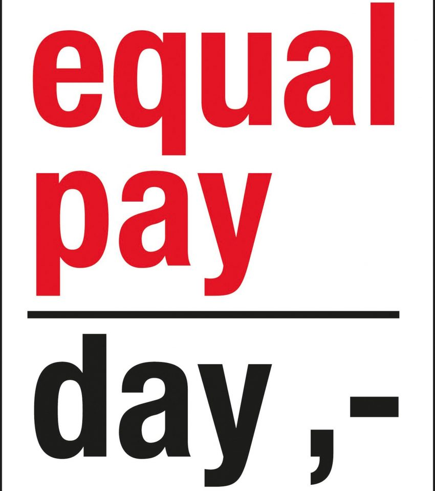 equal pay day -Logo.