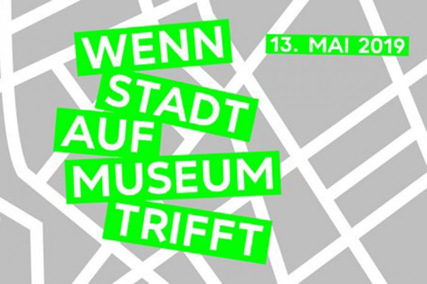 Tagung - Wenn Stadt auf Museum trifft - in Bottrop.