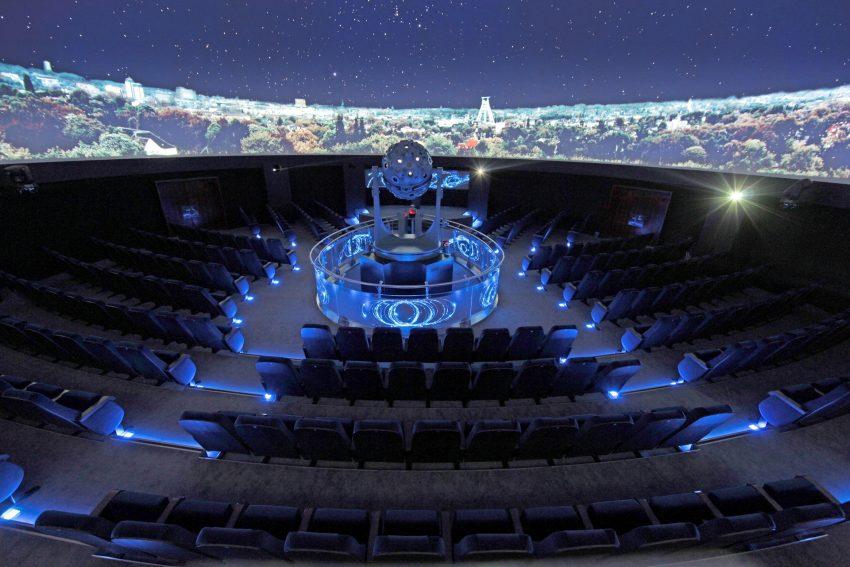 Im November 1964 erhielt Bochum sein Planetarium.