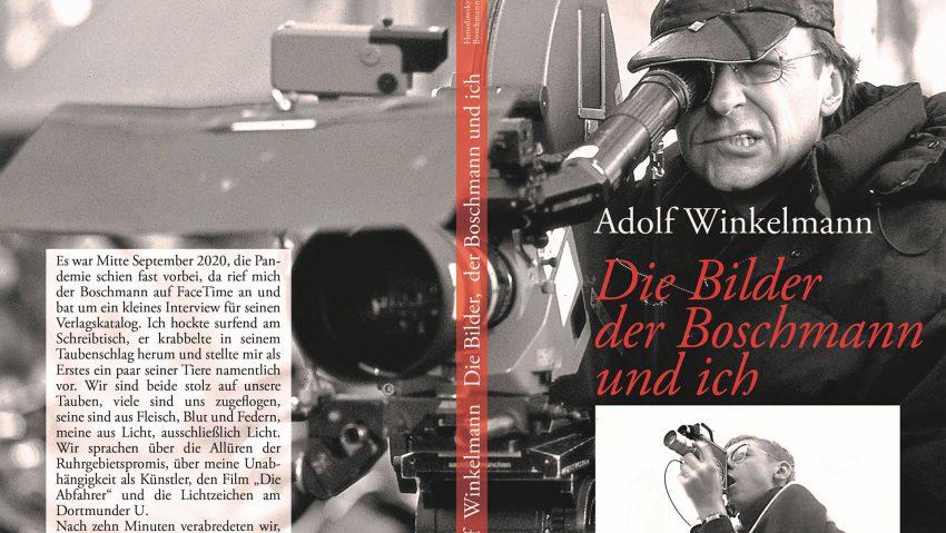 Zum 75. Geburtstag Adolf Winkelmanns ist im Bottroper Verlag Henselowsky-Boschmann eine dialogische Hommage erschienen.