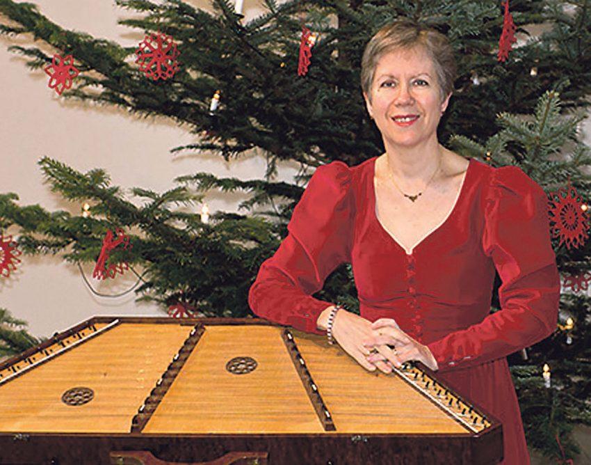 Sopranistin, Musikerin, Geschichtenerzählerin: Jessica Burri.