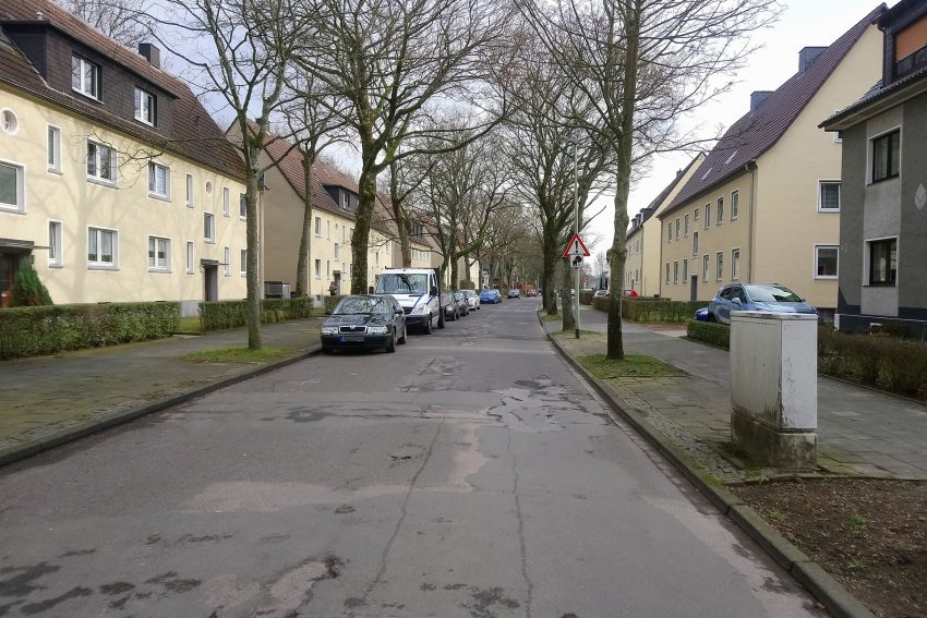 Horststraße.