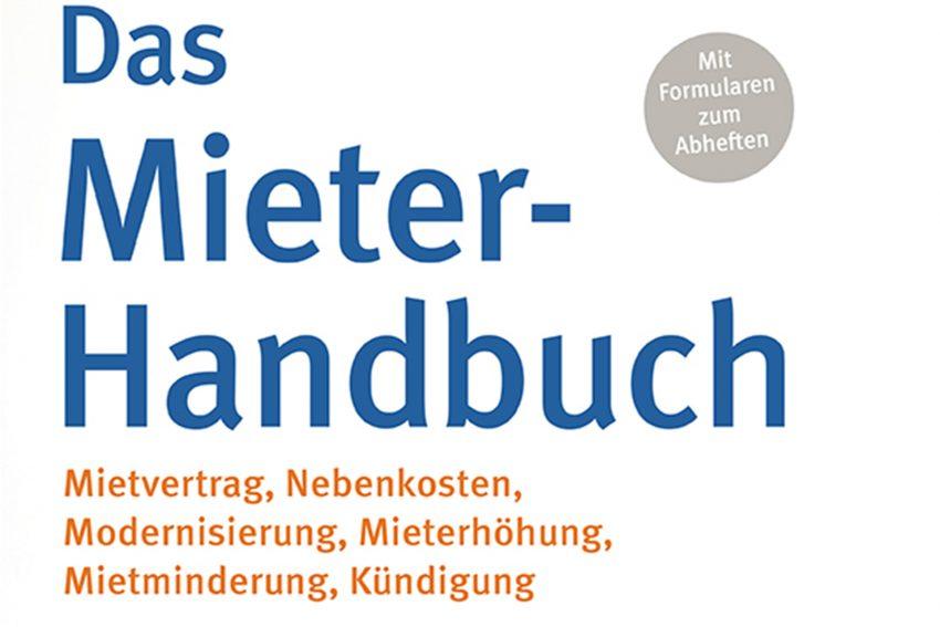 Ratgeber: Mieterhandbuch.