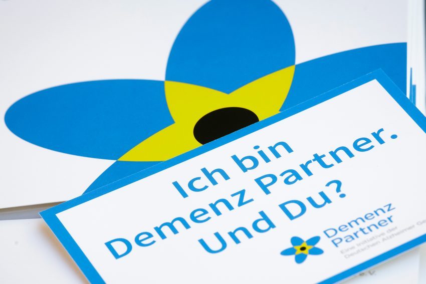 Sicherheit im Umgang mit Demenzkranken.