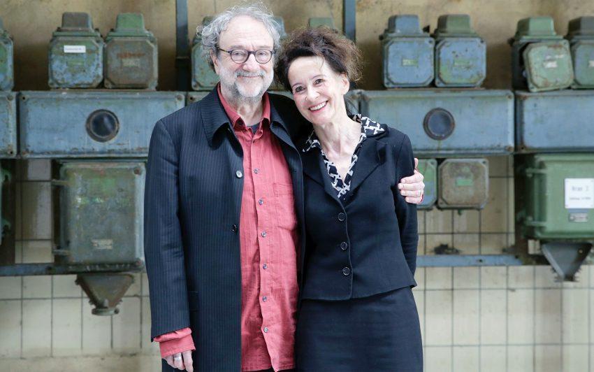 Christoph Marthaler und Stefanie Carp